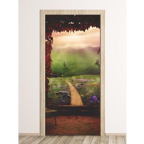 Fototapeta na drzwi baśniowy krajobraz fp 6244 marki Wally - piękno dekoracji