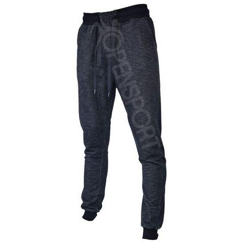 Męskie spodnie dresowe h4l17 spmd003 granat xl marki 4f