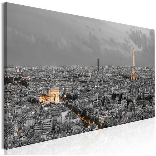 Artgeist Obraz - panorama paryża (1-częściowy) wąski