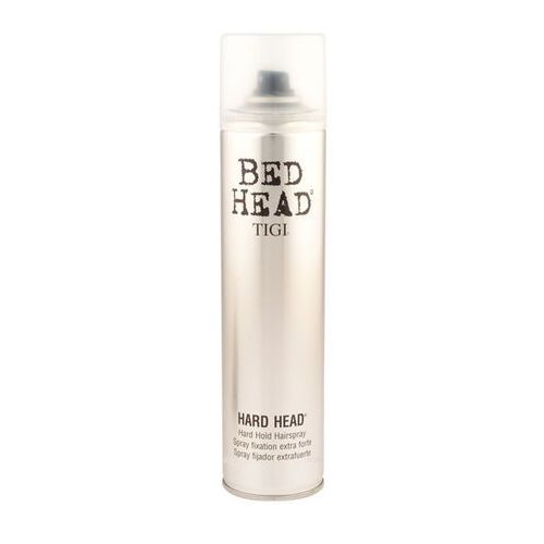 TIGI Bed Head Hard Head Hairspray Lakier bardzo mocno utrwalający do włosów 385ml