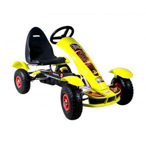 Arti Pojazd gokart  formula sport żółty, kategoria: gokarty