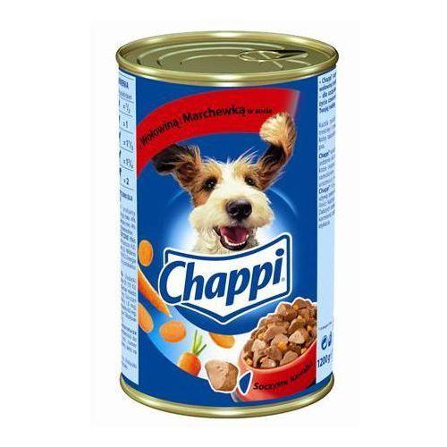 wołowina 6x1200g puszka marki Chappi