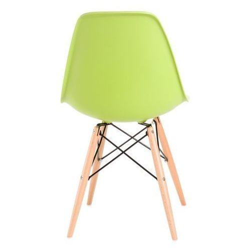 Krzesło P016W PP inspirowane DSW - zielony, d2-5047