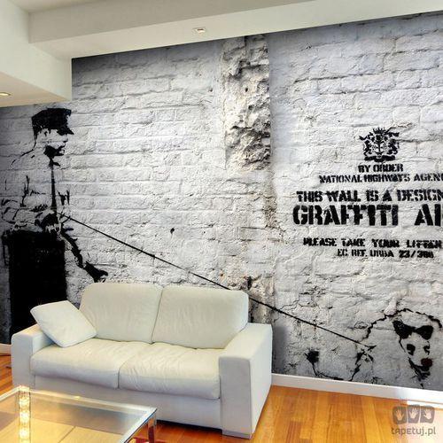 Fototapeta Banksy - Graffiti Area h-A-0042-a-a, h-A-0042-a-a