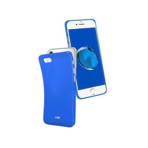 SBS Cool Cover TECOOLIP7B iPhone 7/6S/6 (niebieski) - produkt w magazynie - szybka wysyłka!, kolor niebieski