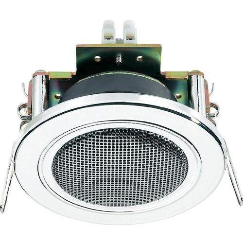 """Głośnik do zabudowy Monacor SPE-82/CR, 87 dB, Moc RMS: 6 W, Impedancja: 4 Ohm, f3 - 20000 Hz 200 Hz (Częstotliwość rezonansowa) · Obciążalność, 4 Ω: """"12 Wmax / 6 Wrms · Śr. Ciśnienie akustyczne (1 W/1 m) 87 dB, Kolor: chrom, 1 szt., SPE-82/CR"""