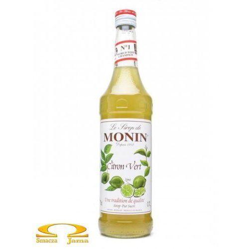 Syrop CITRON VERT Citron Vert- LIME Monin 700ml