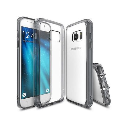 Etui Rearth Ringke Fusion Samsung Galaxy S7 - Czarny, 8809478820668