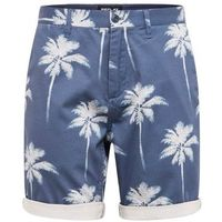 REPLAY Spodnie niebieski / naturalna biel