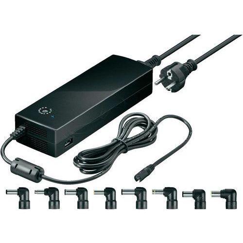 Zasilacz do laptopa Goobay + ładowarka USB - (55004) Darmowy odbiór w 20 miastach! (4040849550041)