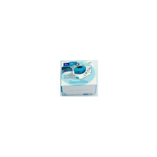 Temperówka na baterie niebieska marki Tetis