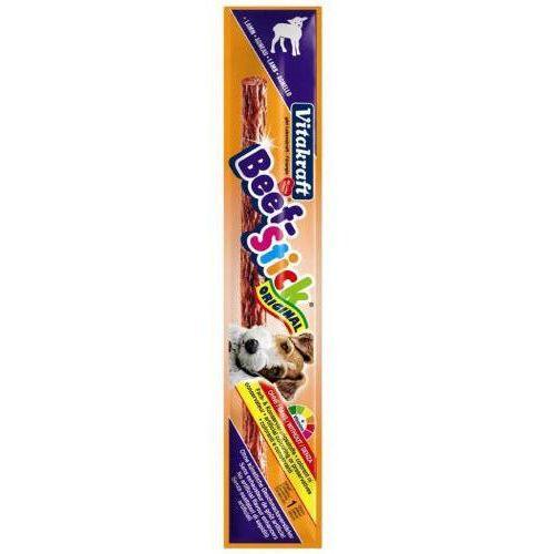 beef stick kabanos dla psa z jagnięciną marki Vitakraft