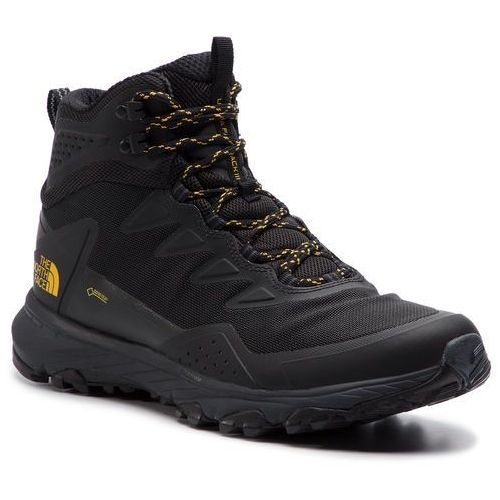 Trekkingi - ultra fastpack iii mid gtx gore-tex t939iq5he tnf black/amber marki The north face
