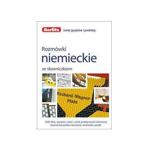 Rozmówki Niemieckie Ze Słowniczkiem - Praca zbiorowa - Zaufało nam kilkaset tysięcy klientów, wybierz profesjonalny sklep, książka z ISBN: 9781780058566