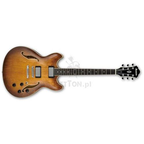 As73-tbc tobacco brown - gitara elektryczna marki Ibanez