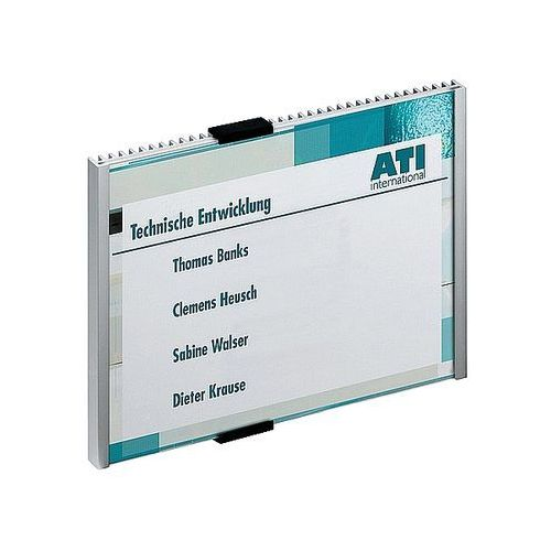 Tabliczka informacyjna info sign 210 x 148,5 mm 4805-23 marki Durable