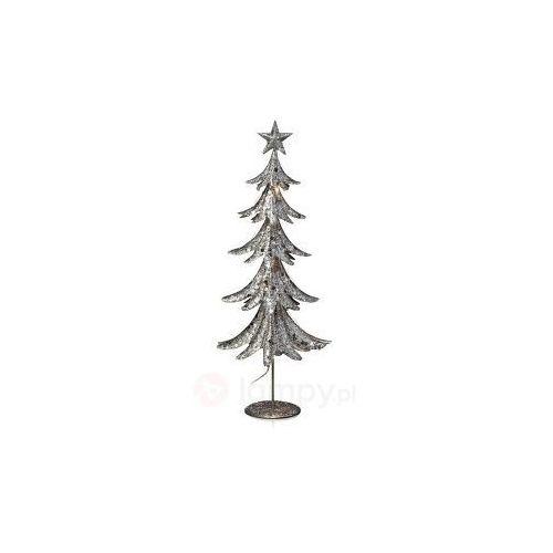 Markslöjd Błyszczące drzewko dekoracyjne led skogaholm 45 cm