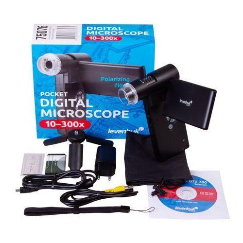 Mikroskop cyfrowy dtx 700 mobi marki Levenhuk