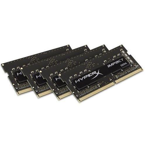 KINGSTON 16GB 2133MHz DDR4 CL14 SODIMM Kit of 4 HyperX Impact