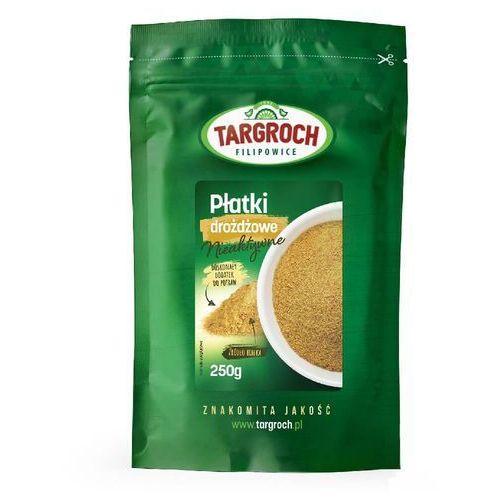 Płatki drożdżowe nieaktywne 250g marki Targroch