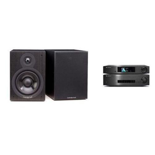 Zestawy Cambridge audio cxa60 + cxn + sx50