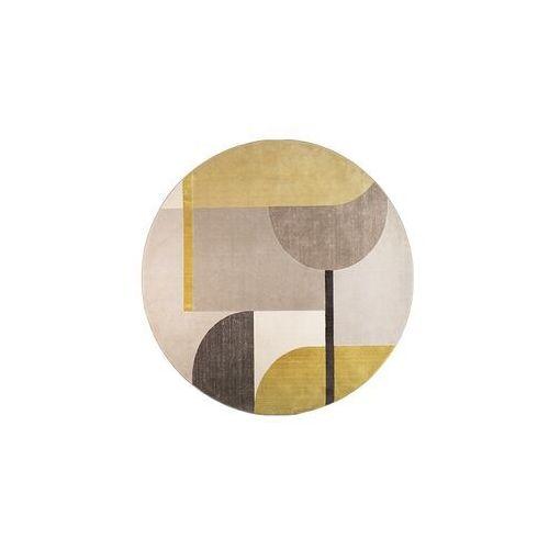 Zuiver dywan hilton 240' szaro/żółty 6100006