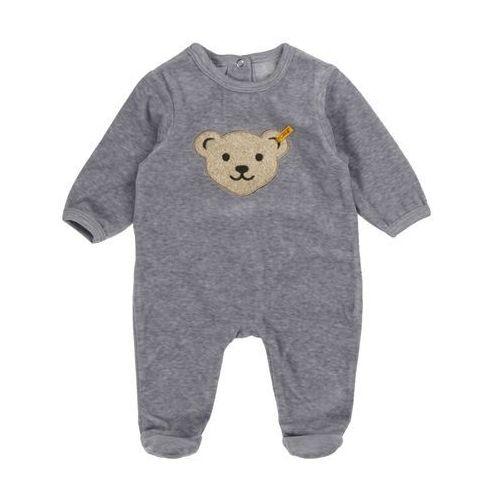 STEIFF Baby Nicki Śpioszki softgrey, 0002892-8200