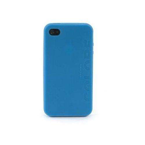 Etui colore iphcs do iphone 4s niebieski marki Tucano