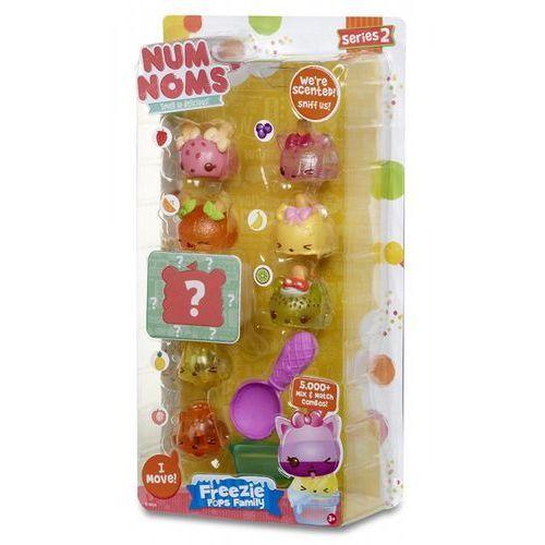 NUM NOMS Deluxe Paka, Freezie Pops Family (0035051544081)