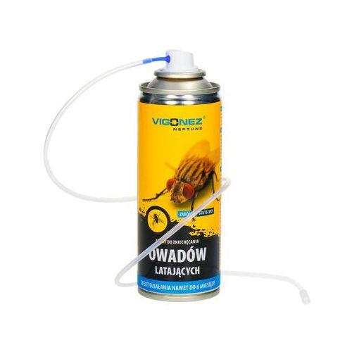 Spray na muchy Vigonez Neptune. Środek owadobójczy 200ml., 590578454
