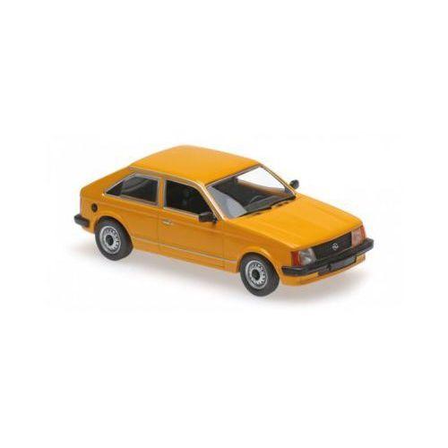Opel kadett saloon 1979 (orange) - darmowa dostawa od 199 zł!!! marki Minichamps