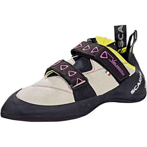 Scarpa velocity but wspinaczkowy kobiety szary 40 2018 buty wspinaczkowe na rzepy