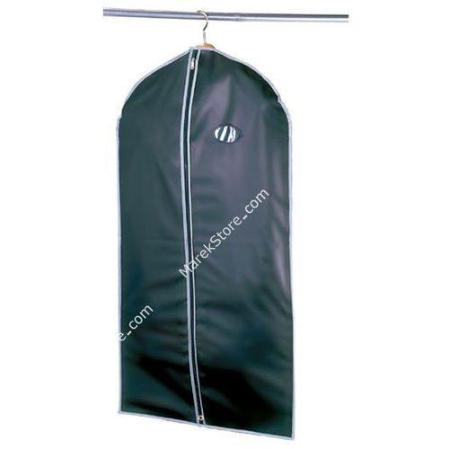 Coronet Pokrowiec torba na garnitur ubrania 150x60cm exclusive - czarny - odcienie czerni (4043400587050)