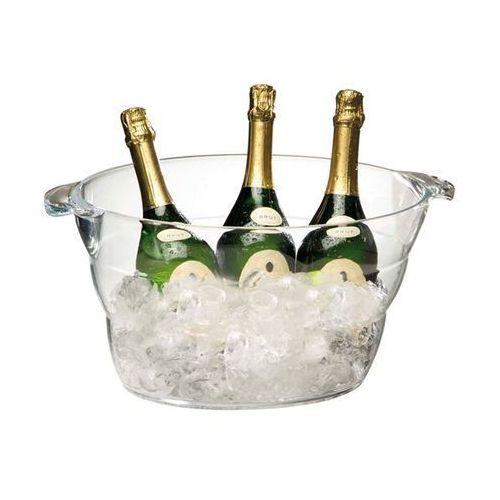 Pojemnik na wino lub szampana z tworzywa   przeźroczysty   10l   470x280x(h)230mm marki Aps