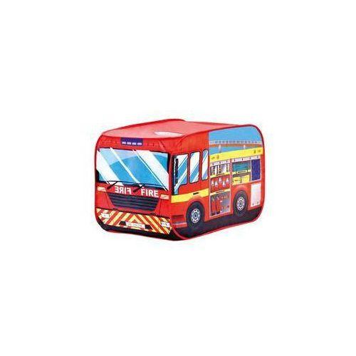 Bino Namiot dla dzieci - wóz strażacki