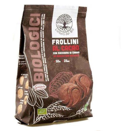 Ciastka z kakao wegańskie bio 350 g marki Gandola
