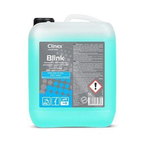 Clinex Uniwersalny płyn blink 5l 77-644, do mycia powierzchni wodoodpornych