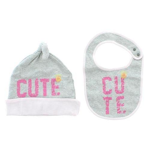 zestaw dziecięcy dla niemowląt różowy szary 24-36 miesięcy marki Diesel