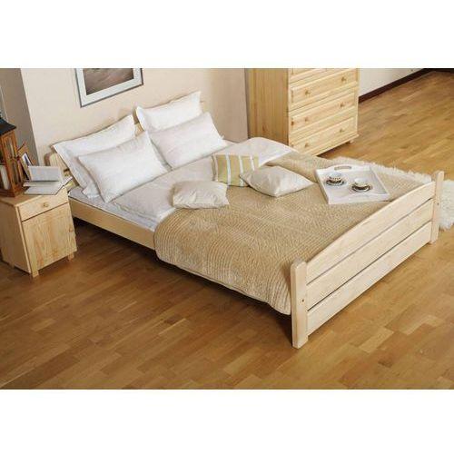 Frankhauer Łóżko drewniane Tunezja 140 x 200, kup u jednego z partnerów