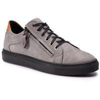 Sneakersy - 03-0916-02-8-08-02 szary marki Nik