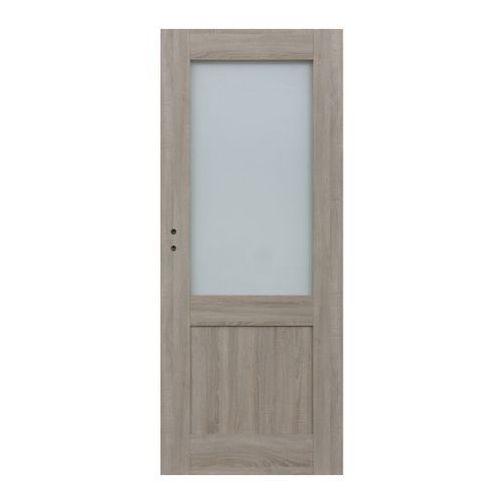 Drzwi pokojowe Camargue 80 prawe dąb sonoma (5908443048977)