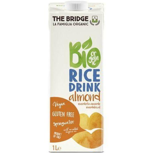 Napój Mleko Ryżowe z Migdałami BEZGLUTENOWE 1L - The Bridge - EKO HIT (8019428000099)