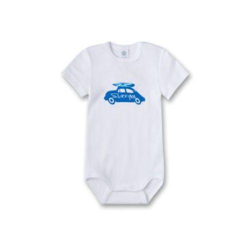 Sanetta boys body dziecięce white (4055502060843)