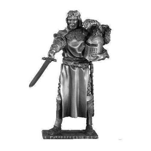 Figurka Tristan  Rycerze Okrągłego Stołu  Les Etains Du Graal TR006