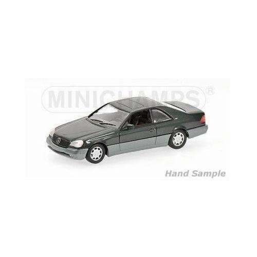 MINICHAMPS Mercedes-Benz 600 SEC - DARMOWA DOSTAWA OD 199 ZŁ!!!