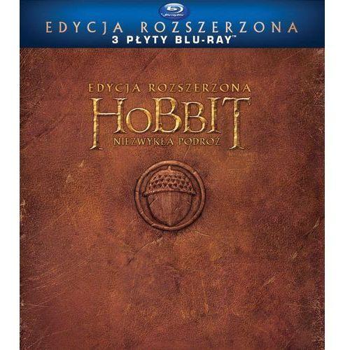Hobbit: Niezwykła Podróż Edycja Rozszerzona - produkt z kategorii- Filmy science fiction i fantasy