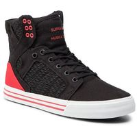 Supra Sneakersy - skytop 08002-064-m black/pirate black/white