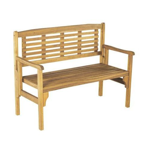 Naterial Ławka ogrodowa drewniana porto składana (3276005243101)