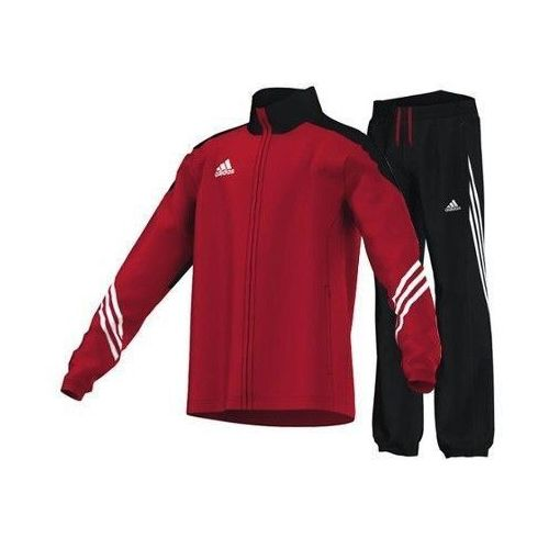 Adidas Dres  sereno 11pes su y v38043 czerwono-czarny - czerwono-czarny