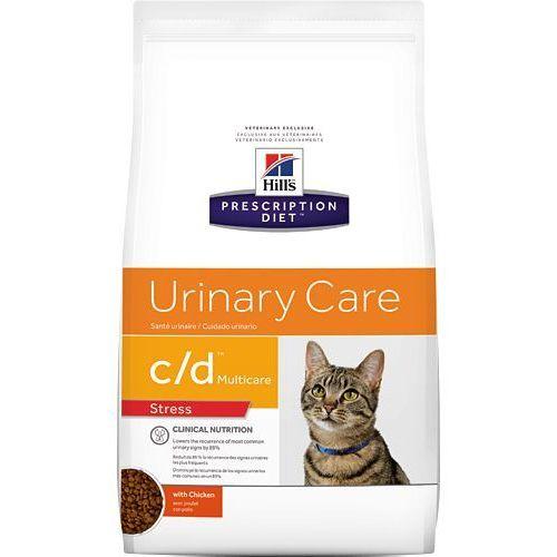 Hill's pd prescription diet feline c/d multicare kurczak urinary stress 1,5kg - 1500 marki Hills prescription diet